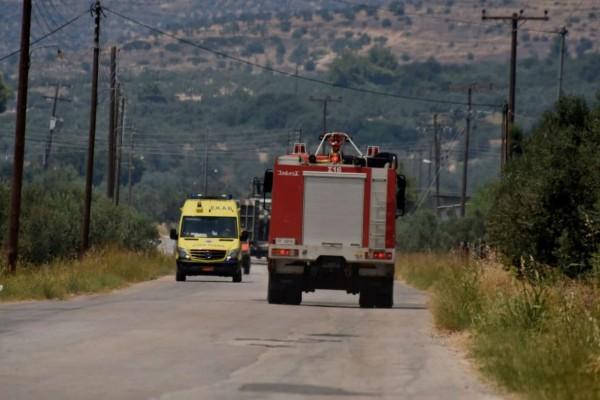 Συναγερμός στη Βαρυμπόμπη: Βρέθηκαν 3 νεκροί σε φρεάτιο