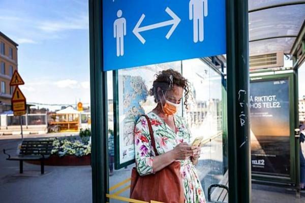 Πήραν μέτρα στη Σουηδία: Ο κορωνοϊός τους αναγκάζει σε τηλεργασία μέχρι το 2021