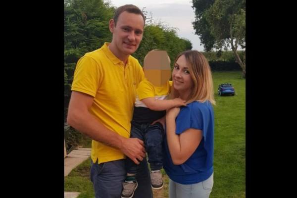 32χρονος έπνιξε την σύζυγό του και αυτοκτόνησε δίπλα στον 2 ετών γιο τους