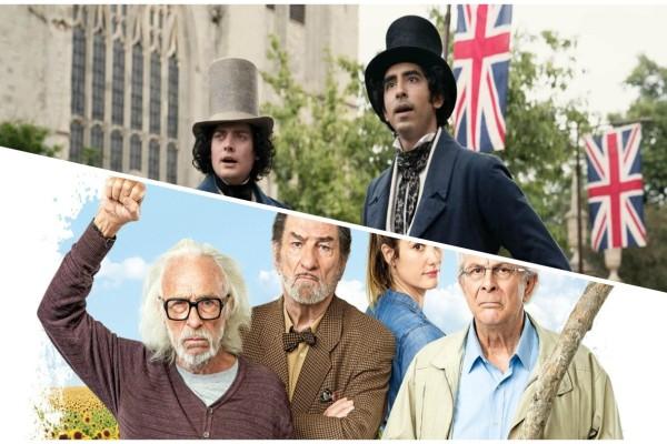 «Ο Διαφορετικός Κύριος Κόπερφιλντ» και «Tricky Old Dogs» στις ταινίες της εβδομάδας (15/7-22/7)