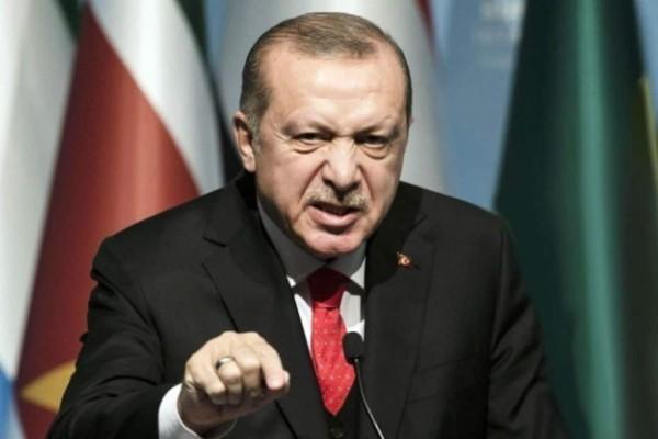 Νέες εμπρηστικές δηλώσεις Ερντογάν: «Θα ασκήσουμε τα δικαιώματά μας στο Αιγαίο, όπως κάναμε και με την Αγία Σοφία» (photo-video)