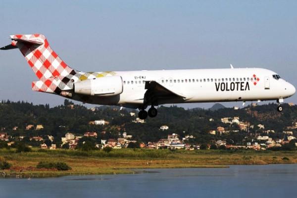 Τρομερή προσφορά από την Volotea: Σε μεγάλο ελληνικό νησί μόλις με 9 ευρώ