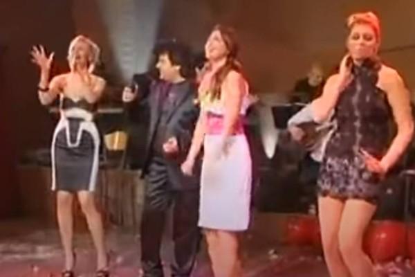 Τσιφτετέλι viral: Ελληνίδα παρουσιάστρια με