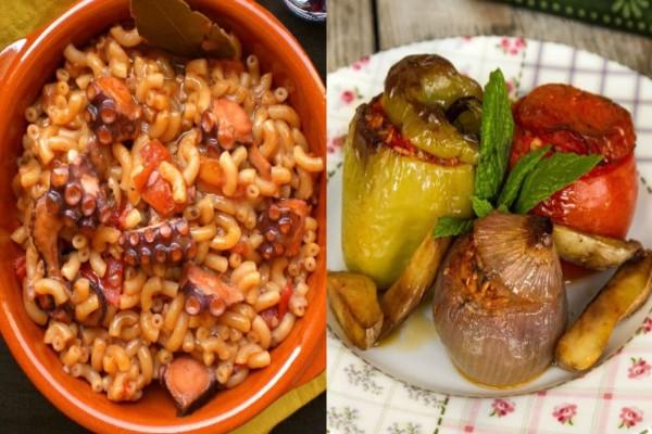14+1 μαμαδίστικα φαγητά με ελάχιστες θερμίδες