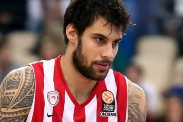 Γιώργος Πρίντεζης: Βαρύ πένθος για τον παίκτη του Ολυμπιακού