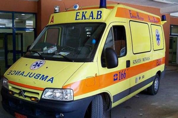 Σοκ στη Λάρισα: Γκαραζόπορτα χτύπησε 7χρονο παιδί στο κεφάλι
