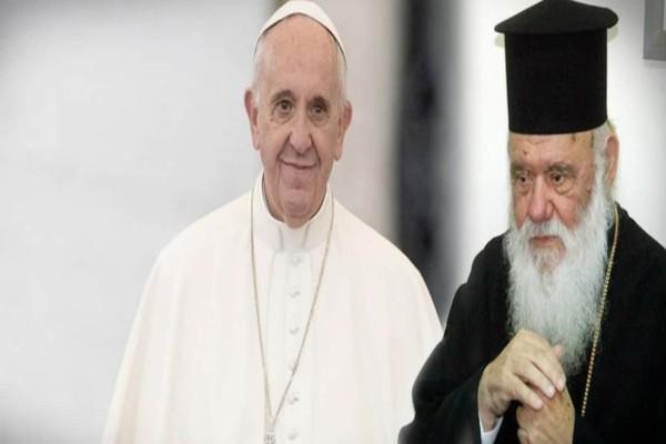 «Αναβρασμός» για την Αγία Σοφία: Παρέμβαση από Αρχιεπίσκοπο Ιερώνυμο και Πάπα για το έγκλημα