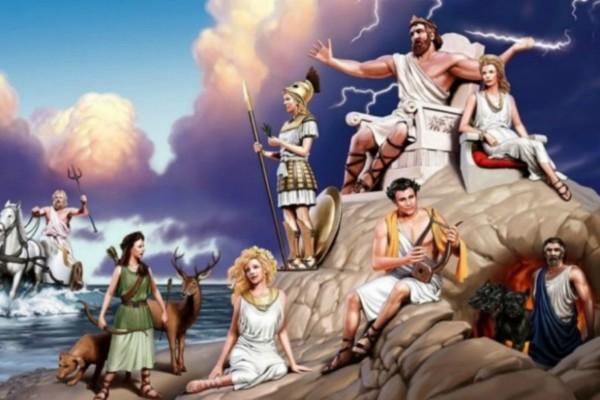 Δες ποιος Θεός σε προστατεύει και το Ελληνικό ζώδιο σου - Αυτά τα ζώδια είχαν οι Αρχαίοι Έλληνες