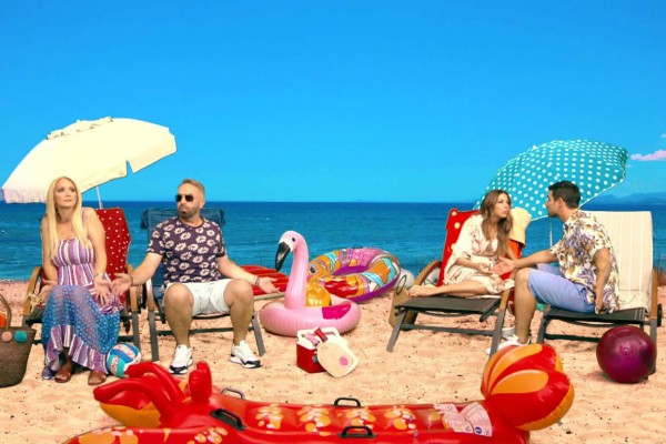 Καλοκαίρι #NOT: Τι νούμερα τηλεθέασης έκαναν τα... ζευγάρια στην πρεμιέρα τους;