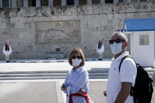 Κορωνοϊός: 57 νέα κρούσματα στην Ελλάδα