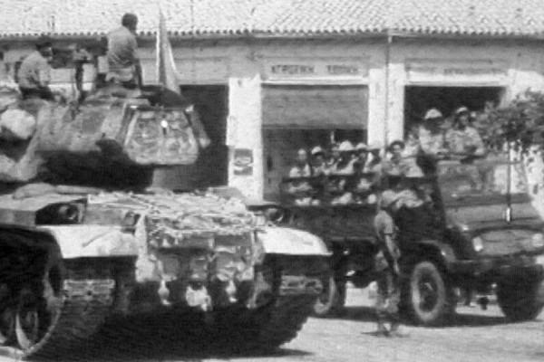 «Δεν ξεχνώ»: 46 χρόνια από την τουρκική εισβολή στην Κύπρο