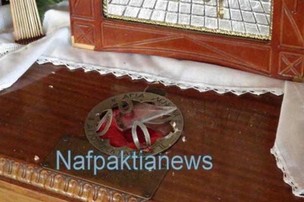 Τραγικό: Έκλεψαν το λείψανο του Αγίου Νεκταρίου!