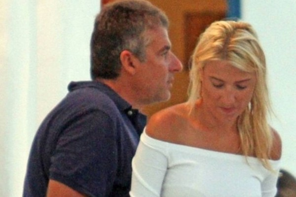«Ρε Φαίη με αγαπάει...»: Συγκλονιστική αποκάλυψη Γιώργου Λιάγκα για το διαζύγιο με την Φαίη Σκορδά!