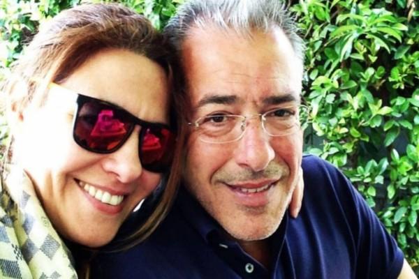 Φαίη Μαυραγάνη: Η σπάνια φωτογραφία με τον Νίκο Μάνεση - Δεν τους είχαμε ξαναδεί έτσι