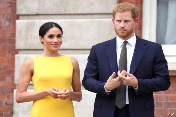 Σάλος στο Buckingham: Νέα διαμάχη για Πρίγκιπα Χάρι και Μέγκαν Μαρκλ