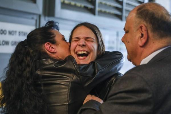 Ειρήνη Μελισσαροπούλου: Βρήκε δουλειά στην Ελληνική Αστυνομία, μετά την περιπέτεια στις φυλακές του Χονγκ Κονγκ!