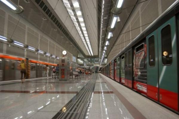 Ανοίγουν τη Δευτέρα τρεις νέοι σταθμοί του Μετρό