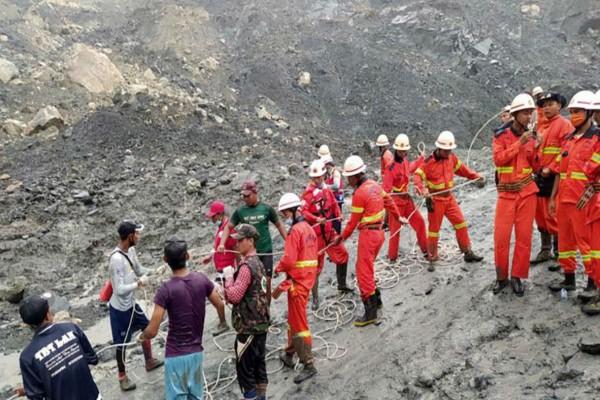 Τραγωδία: Πάνω από 160 άνθρωποι νεκροί από κατολίσθηση σε ορυχείο