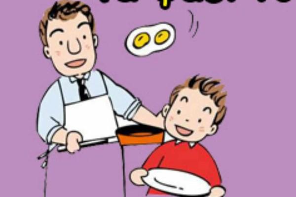 37χρονος πατέρας προσπαθεί να πείσει το 5χρονο γιο του να φάει το αυγό του... Τότε η μητέρα... Το ανέκδοτο της ημέρας (28/07)