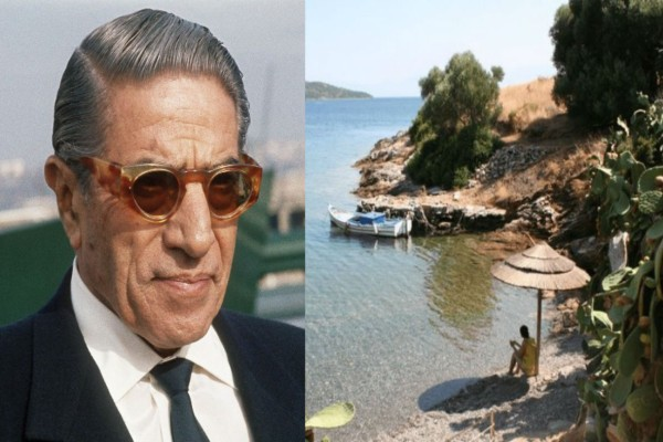 To μαγευτικό Ελληνικό νησί που ο Ωνάσης ήθελε σαν