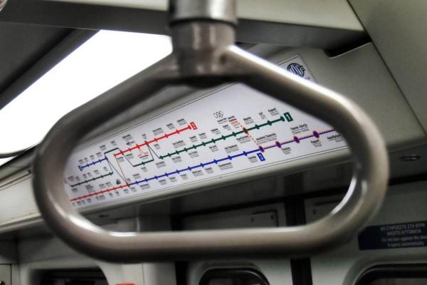 Μετρό: Νίκαια-Αεροδρόμιο σε 55 λεπτά από το πρωί της Τρίτης
