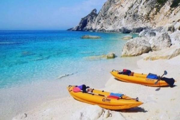Το άγνωστο νησί που έχει πάντα ήλιο: Ο τελευταίος ανέγγιχτος παράδεισος της Ελλάδας
