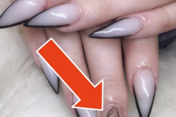 Φονικά νύχια - Η νέα τάση που σαρώνει στο διαδίκτυο