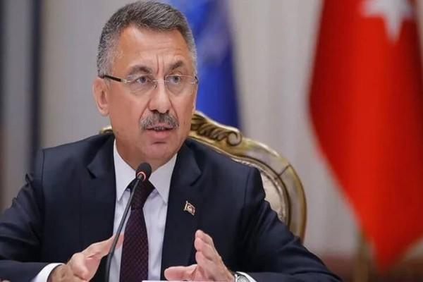 Παραλήρημα του Τούρκου αντιπροέδρου: Βλέπει... γενοκτονίες συμπατριωτών του στην Ελλάδα