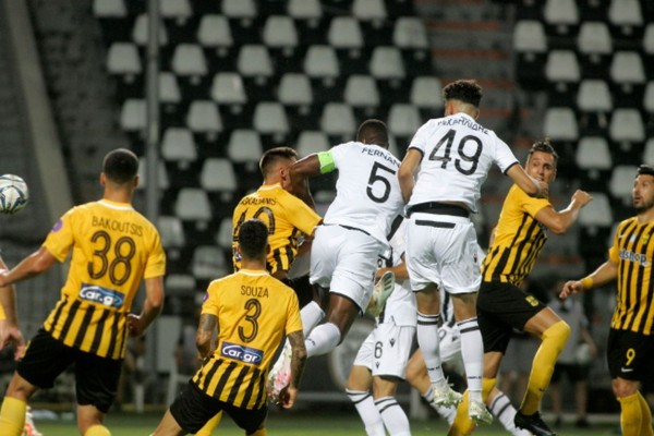 Super League: Κουνάει σεντόνι ο κάκιστος ΠΑΟΚ!