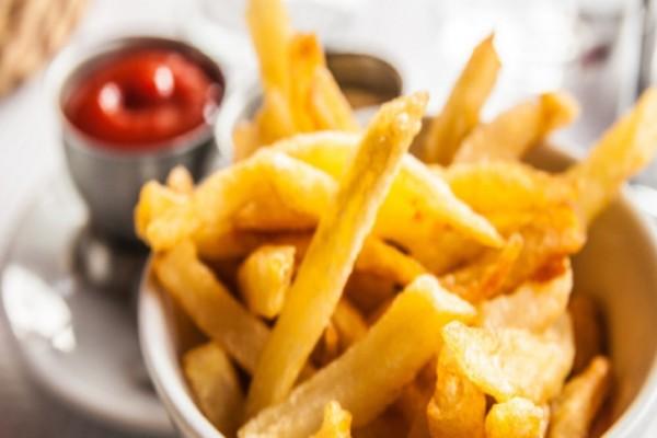 Αδιανόητο: Τόσες τηγανητές πατάτες πρέπει να τρώμε την ημέρα - Διατροφολόγος αποκαλύπτει