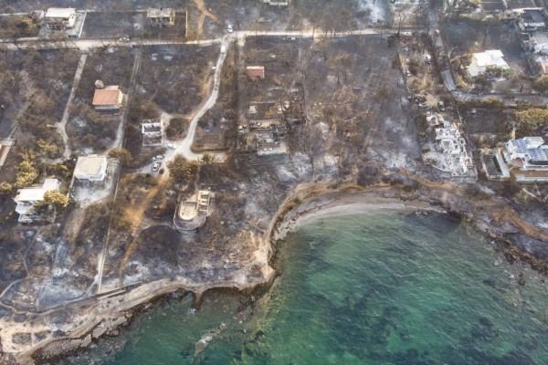 Πυρκαγιά στο Μάτι: Άφησαν αβοήθητους πολίτες - Έκθεση κόλαφος