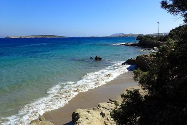 Θρίλερ στην Πάρο: Βρέθηκε ανθρώπινο κρανίο σε παραλία