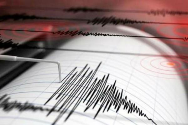 Σεισμός 3,5 Ρίχτερ στην Κάσο