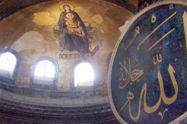 Για να καταλάβω, θα προσεύχονται στον Αλλάχ μπροστά από τον Ιησού και την Παναγία;