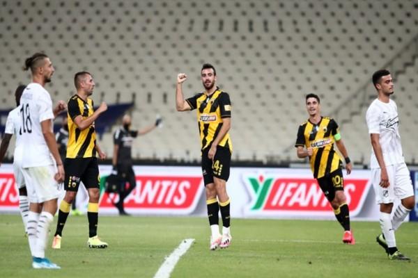 Super League: Αγκαλιάζει το σεντόνι η ΑΕΚ!
