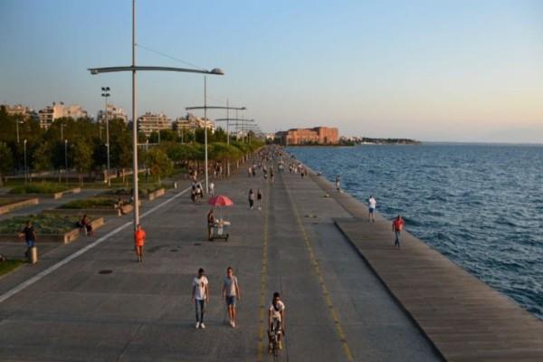 Τραγωδία στη Θεσσαλονίκη: Εντοπίστηκε το πτώμα άνδρα στην παραλία