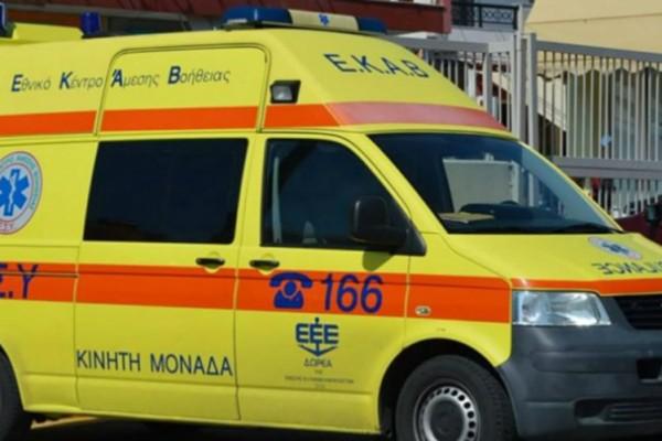 36χρονη έπεσε από τον 4ο όροφο - Τραγωδία στη Θεσσαλονίκη