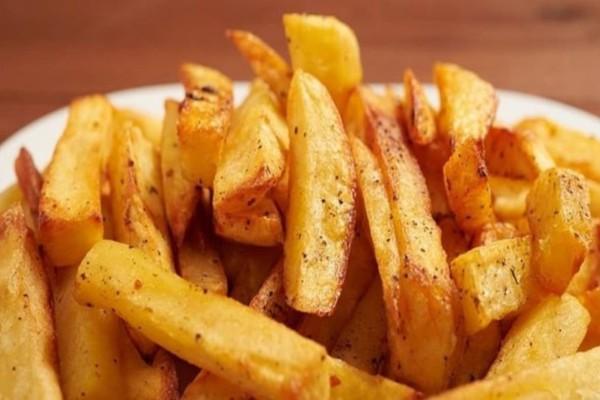 Τηγανητές πατάτες σαν εστιατορίου με 7 απλά βήματα - Λύθηκε το μυστήριο