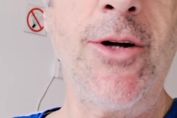 Θλιβερό: Ο κορωνοϊός άφησε μόνιμα κινητικά προβλήματα σε Κύπριο τραγουδιστή