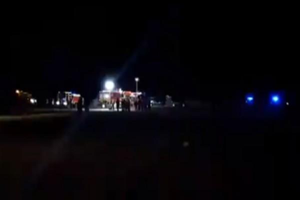 Πέντε παιδιά σκοτώθηκαν σε τροχαίο - Φρικτό δυστύχημα στη Γαλλία (Video)