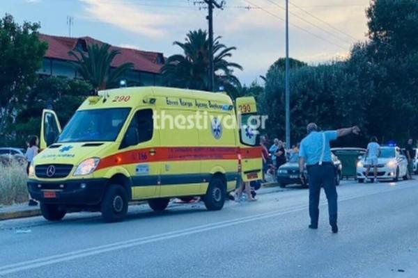 Ασύλληπτη τραγωδία στη Χαλκιδική: Νεκρές 2 αδελφές σε τροχαίο