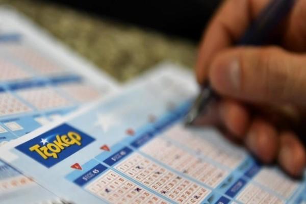 Κλήρωση Τζόκερ: Αυτοί είναι οι τυχεροί αριθμοί για τα 2.000.000 ευρώ