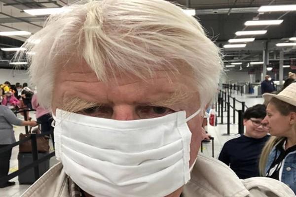 Ο πατέρας του Μπόρις Τζόνσον ήρθε από το Λονδίνο στο Πήλιο μέσω... Βουλγαρίας παρά το μπλόκο των πτήσεων