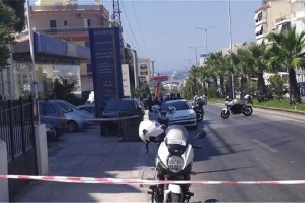 Κερατσίνι: Aπομακρύνθηκε η χειροβομβίδα από το πλυντήριο αυτοκινήτων