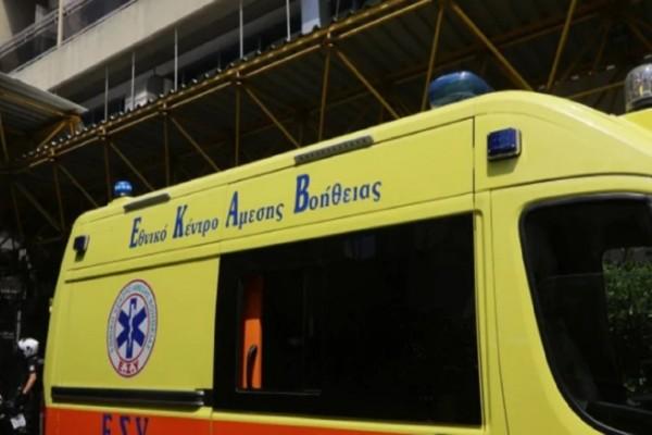 Σοκ στα Τρίκαλα: Μια 84χρονη βρέθηκε σε πεζοδρόμιο νεκρή
