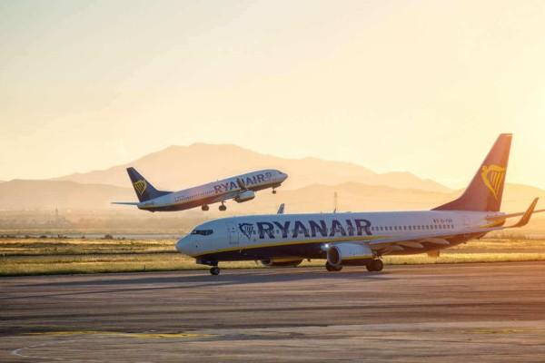 Η Ryanair τρελάθηκε: Πετάξτε από 14,99 ευρώ