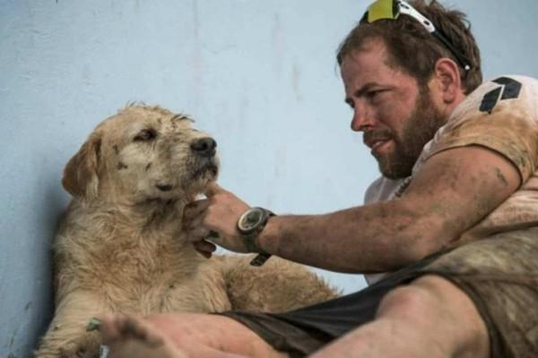 Αυτός ο 30χρονος άνδρας τάισε το αδέσποτο σκυλί - Τότε εκείνο για να το ανταποδώσει...