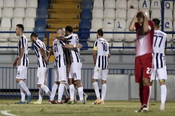 Απόλλων Σμύρνης-Ξάνθη 3-1:Επιστροφή στη Super League