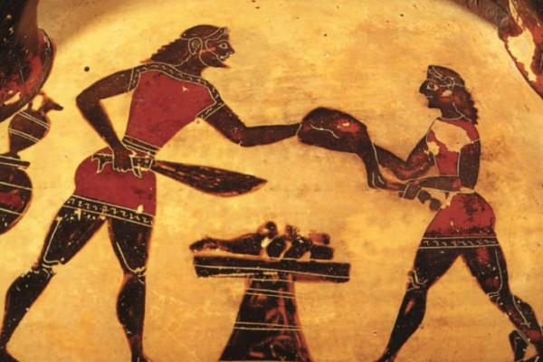 Η τροφή που δεν έτρωγαν οι Αρχαίοι Έλληνες - Η διατροφή τους ήταν λιτή με βασικά το ελαιόλαδο, το κρασί και τα βότανα