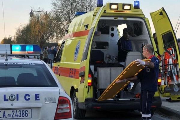 Σοκ στην Ημαθία: 18χρονος παρασύρθηκε από φορτηγό
